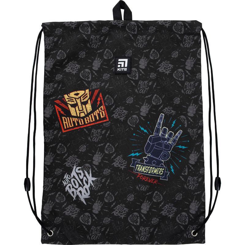 Школьная сумка для обуви Kite Education Transformers TF21-600M-2