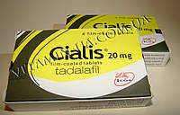 Сиалис Eli Lilly  оригинальный аптечный препарат