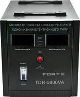 ⭐ Стабилизатор напряжения Forte TDR-5000VA релейный, однофазный