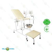 Кресло гинекологическое кг-2м (смотровое кресло гинеколога) Завет