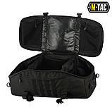 Сумка - рюкзак M-Tac Hammer, Черный, фото 2