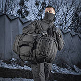 Сумка - рюкзак M-Tac Hammer, Черный, фото 5