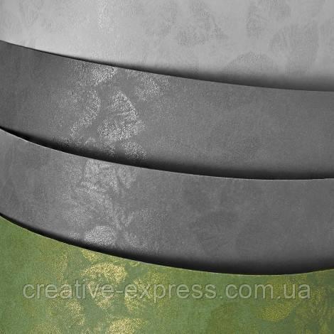 """Декоративний папір """"Leaves"""" А4, кол. зелений, 20 шт/уп."""