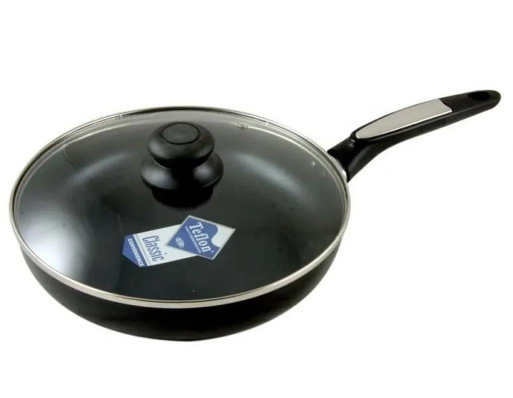 Сковорода тефлоновая А-плюс 24см