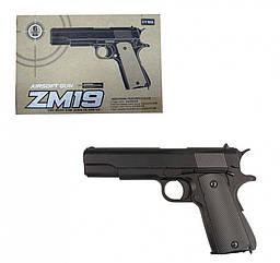 Пістолет ZM19