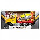 """Авто """"City Truck"""" бетонозмішувач в коробці 39365, фото 2"""