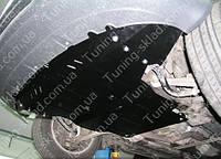 Защита двигателя Ауди А4 дизель (стальная защита мотора Audi А4)
