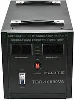 ⭐ Стабилизатор напряжения FORTE TDR-10000 VA  релейный