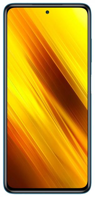 "Xiaomi Poco X3 6/64GB  6.67"" Blue RAM: 6Gb ROM:64Gb ЕВРОПА UA UCRF 12 мес гар"