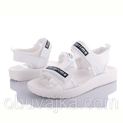 Детская летняя обувь 2021 оптом. Детские босоножки бренда BBT для мальчиков (рр. с 36 по 41), фото 2