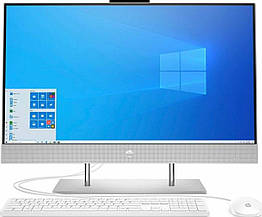 Моноблок HP All-in-One 27-dp0024ng Natural Silver Intel Core i5-10400T