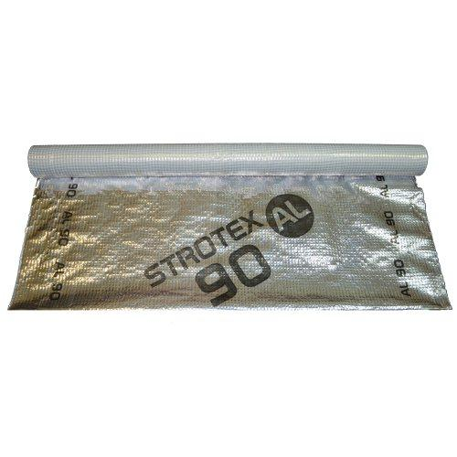 Теплоотражающий слой (Strotex Аl 90)