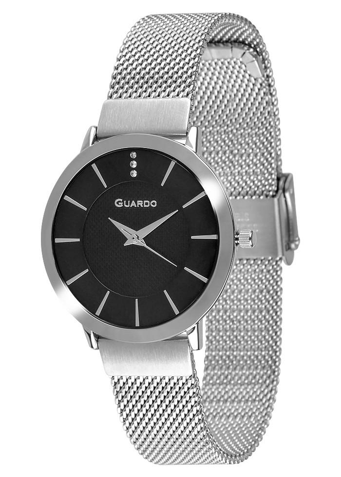 Женские наручные часы Guardo 012652-2 (m.SB)