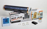 Комплект Теплого пола Heat Plus Standart 8м2 + Терморегулятор  Iteo 4