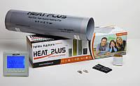 Комплект Теплої підлоги Heat Plus Premium 5м2 + Терморегулятор BHT306