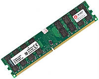 Оперативна пам'ять DDR2 4Gb 800MHz AMD (KVR800D2N6/4G) — ОЗУ ДДР2 4 Гб для АМД 4096MB PC2-6400, фото 1