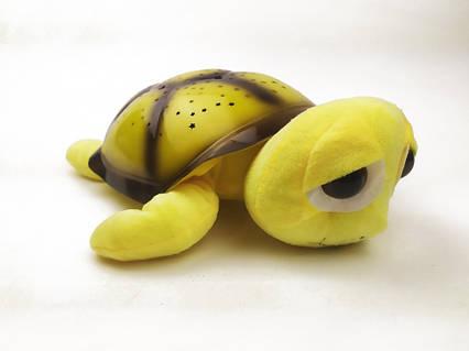 Ночник черепаха ML88-6 (Yellow)