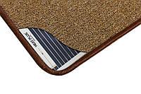 Килимок з підігрівом, Коричневий (теплий килимок) 830*430 мм, 66 Вт, фото 1