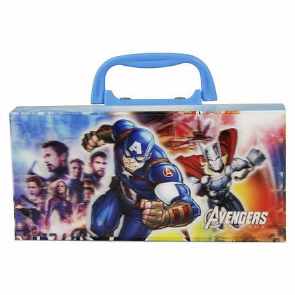Пенал MK 4412 (Avengers)
