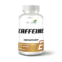 Кофеин - EnergiVit Caffeine /250 tabs