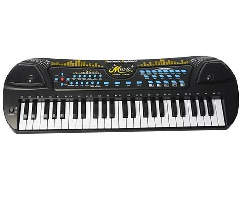 Детский синтезатор и пианино