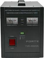 ⭐ Стабилизатор напряжения Forte TVR-2000VA релейный, однофазный