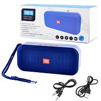 Bluetooth-колонка SPS UBL TG516, c функцией speakerphone, радио, blue, фото 1