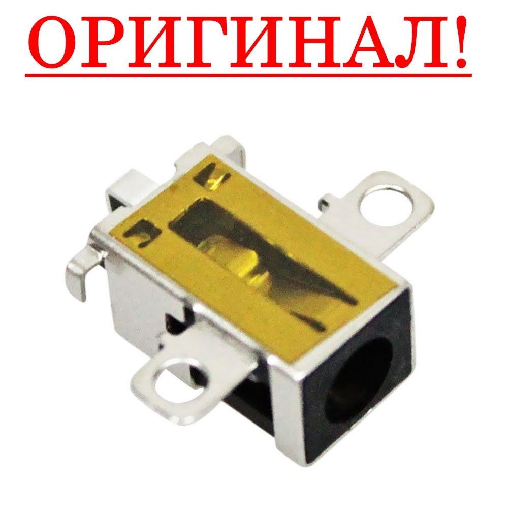 Оригинальный разъем гнездо питания Lenovo 110-15IBR 510-15IKB 310-15ABR - разем 4.0 х 1.7 мм