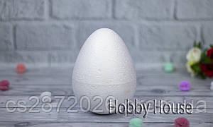 """Заготовка из пенопласта """" Яйцо 3D """" 15 см"""