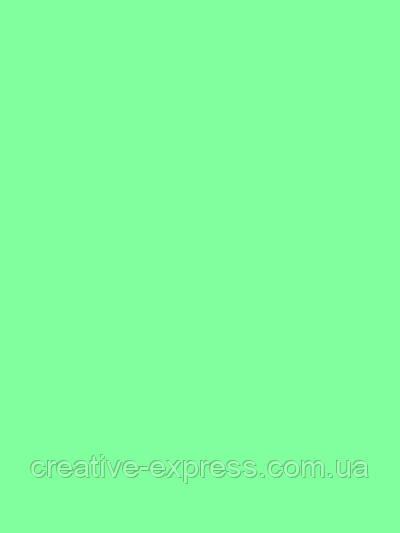 Папір для дизайну Tintedpaper В2 (50*70см), №25 зелено-м'ясного ятний, 130г/м, без текстури, Folia