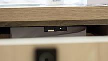 Мебельный биометрический замок SEVEN LOCK F-08, фото 2