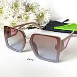 Солнцезащитные очки в стиле оверсайз, фото 4