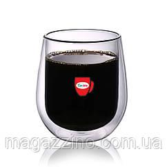 """Набір скляних стаканів з подвійними стінками, """"ConBrio"""", 6шт., 200мл."""