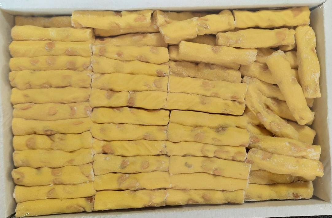 Рахат лукум Палочки Банан  Аманти 1.5 кг