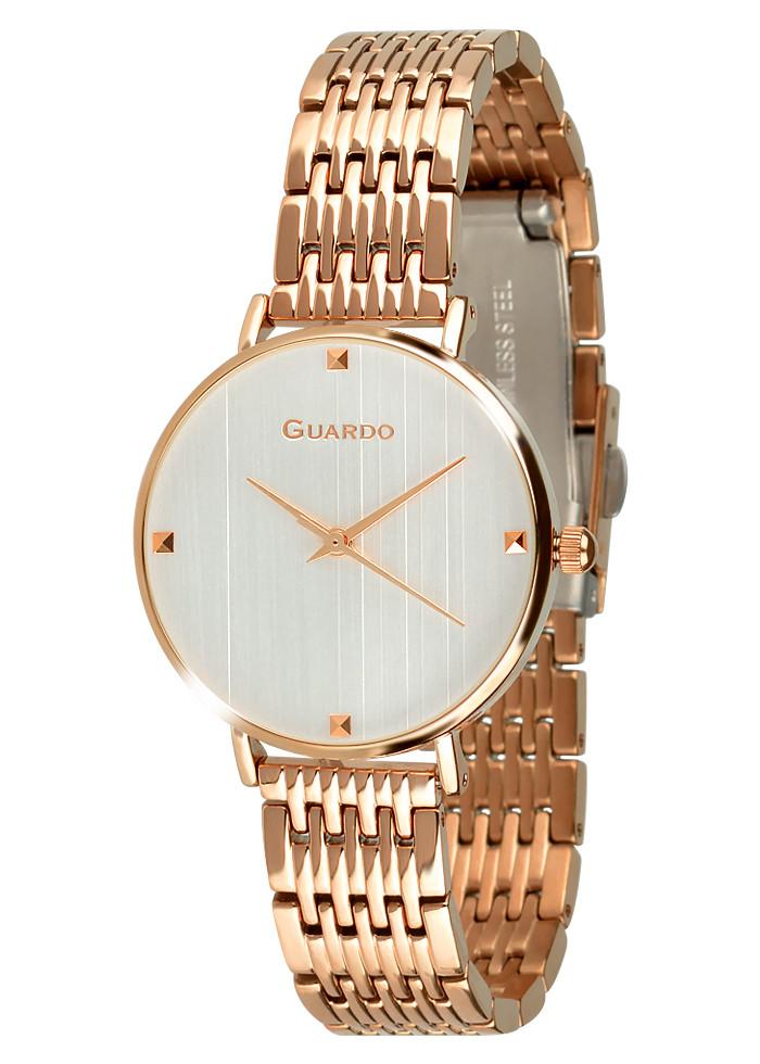 Женские наручные часы Guardo 012655-3 (m.RgW)