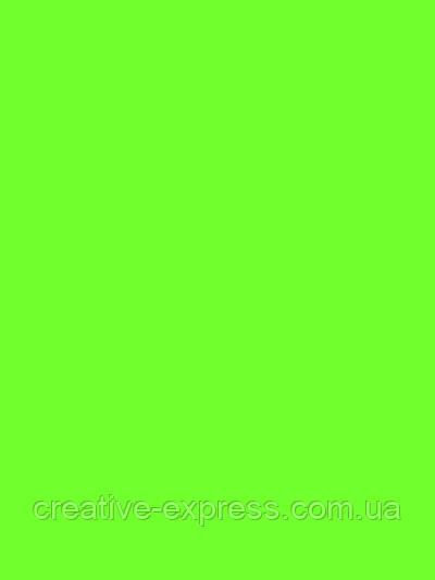 Папір для дизайну Tintedpaper В2 (50*70см), №51світло-зелений, 130г/м, без текстури, Folia