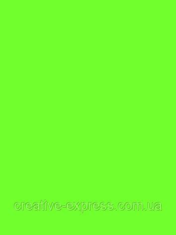 Папір для дизайну Tintedpaper В2 (50*70см), №51світло-зелений, 130г/м, без текстури, Folia, фото 2