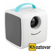 Детский мини проектор Q2   Мультимедийный проектор