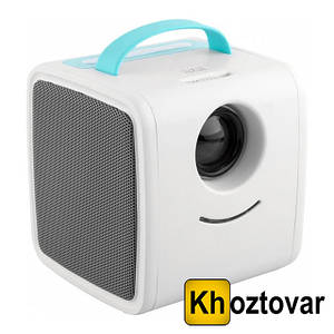 Детский мини проектор Q2 | Мультимедийный проектор