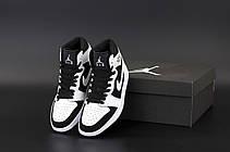 Жіночі кросівки Air Jordan 1 Retro High Twist Black White CD0461-007, фото 2