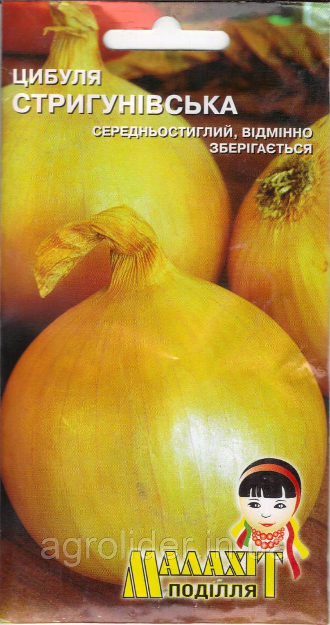 Семена лук Стригуновский 10г Золотистый (Малахiт Подiлля)