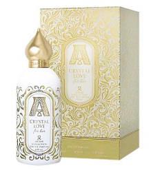 Женская парфюмированная вода Attar Collection Crystal Love For Her 100 мл (Original Quality)