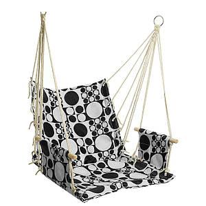 Гамак-кресло подвесное 42 см х 45 см х 48 см стильное