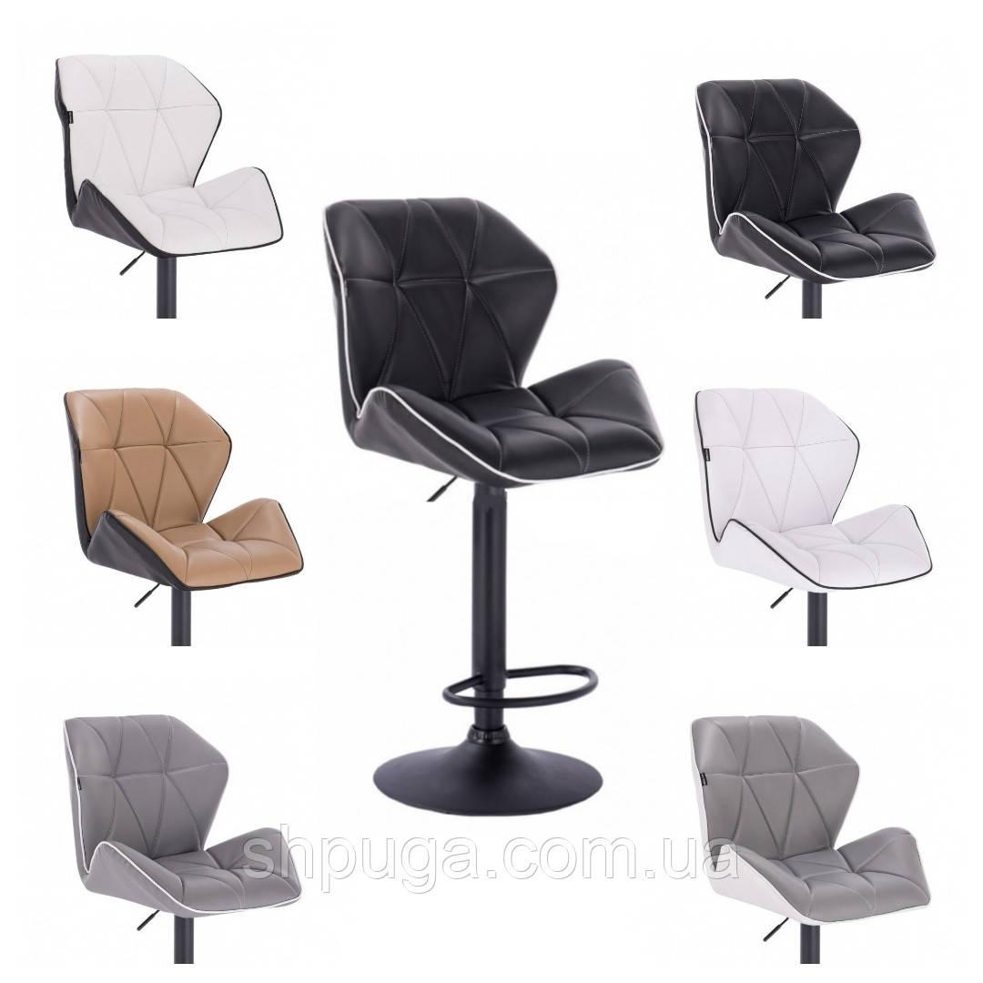 Кресло -стул  визажный , барный код 212 кожзам  цвет на выбор.