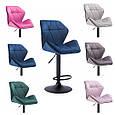 Кресло -стул  визажный , барный код 212 кожзам  цвет на выбор., фото 10