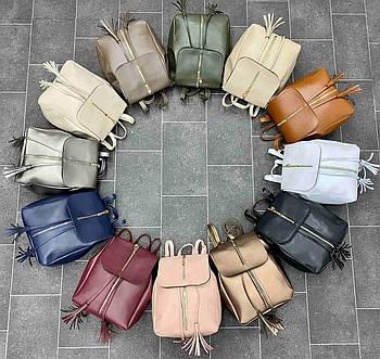 Рюкзак жіночий 32*25 см David Polo