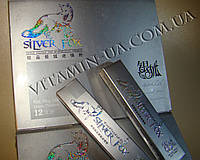 Возбудитель, Silver Fox серебряная лиса,порошок 12 упаковок