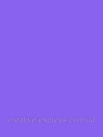 Папір для дизайну Fotokarton B2 (50*70см) №28 Світло-фіолетовий, 300г/м2, Folia, фото 2