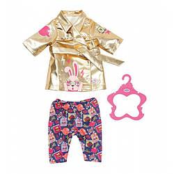 "Набор одежды для куклы Беби Борн - ""Праздничное пальто"", Baby Born Zapf Creation 3+ (830802)"