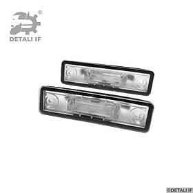 Astra F Ліхтар led підсвітка номера 90213642 5507957 комплект